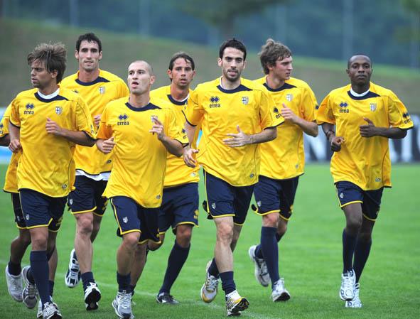 <<enter caption here>> on July 15, 2009 in Bolzano, Italy.