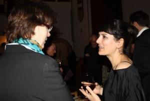 Grüner Preisträgerin Stipendium Yasemin Ergin